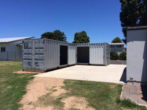 Container Bikes in School Program